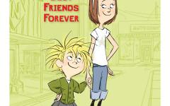 """Bink & Gollie"" the funniest of friends"