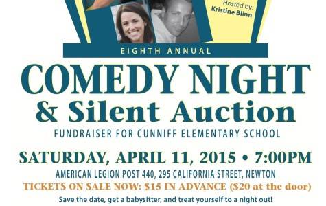 Comedy Night promises to a fun fund-raiser!