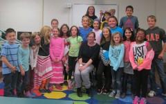 As new art teacher, Meyer makes a splash at Cunniff