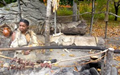 Plimoth Plantation takes students back in time