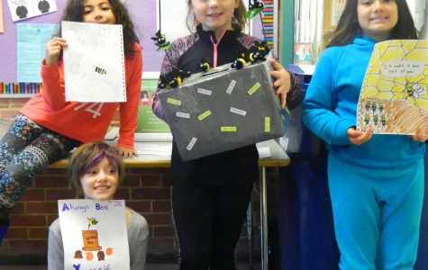 Students are buzzing about Spelling Bee on Jan. 29