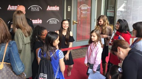 "Heartwarming ""Annie"" arrives in Boston"