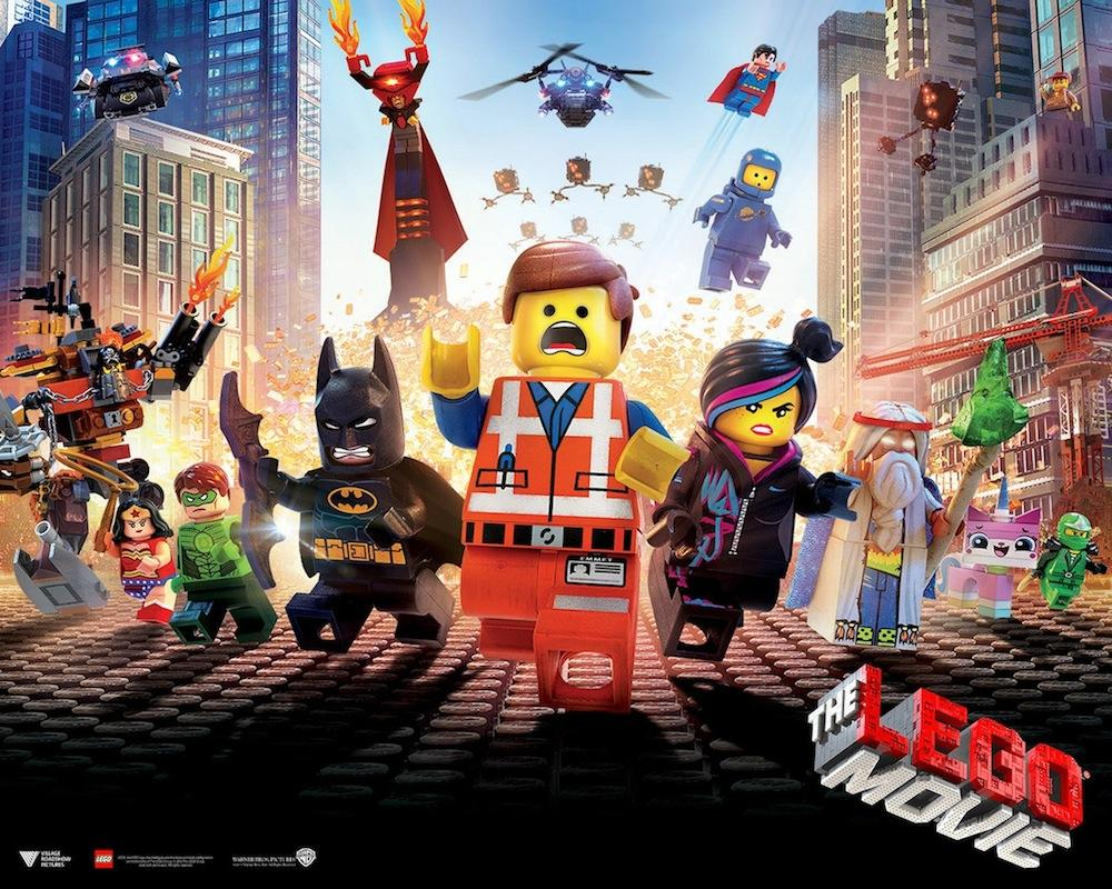 Review: The Lego Movie is fun for all ages