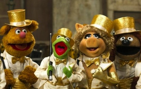"Stars shine in ""Muppets Most Wanted"""