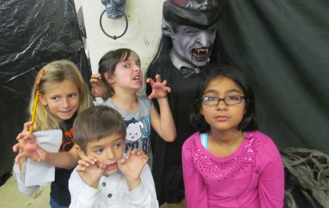 Screams of delight at Cunniff haunted house