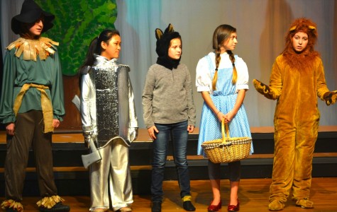 """Wizard of Oz"" musical takes stage this weekend!"