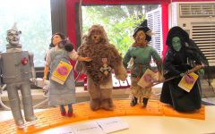 The Wizard of Oz comes to life In Room 155