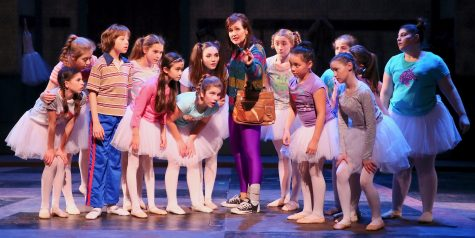 """Billy Elliot"" an uplifting musical at Wheelock Family Theatre"