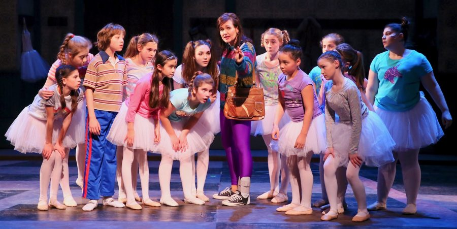 Billy Elliot is playing at Wheelock Family Theatre from Jan. 27 – Feb. 26, 2017.
