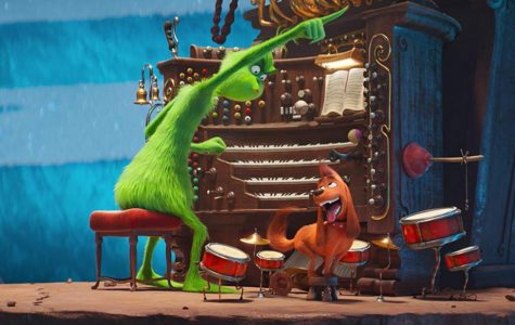 'Dr. Seuss's The Grinch' is a Christmas treat
